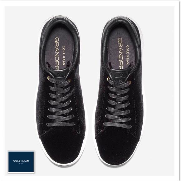 Cole Haan Grandpro Tennis Shoes Black